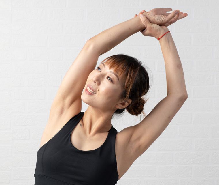人气瑜伽老师Amanda
