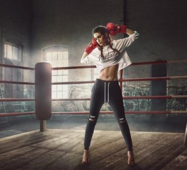 塑型趣味拳击